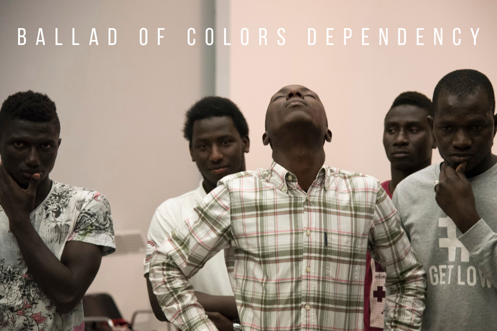 ballad of colors dependency - 2018